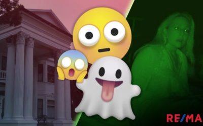 ¿Está mi casa embrujada?