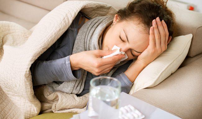 6 maneras de mantener tu hogar libre de gripe
