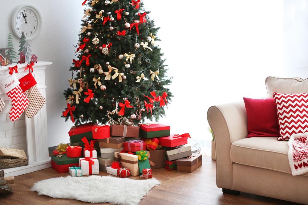 decoracion tradicional de navidad
