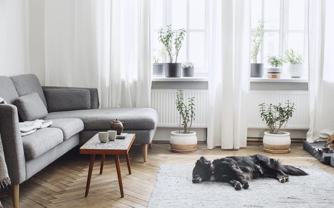 4 maneras de hacer que un espacio pequeño parezca más grande