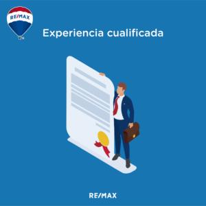 experiencia-cualificada agente inmobiliario