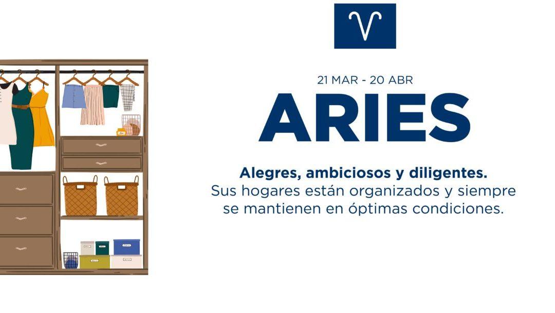 Cómo es tu casa si eres Aries