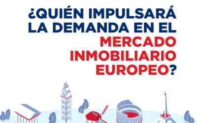 ¿Quién impulsará la demanda en el mercado inmobiliario europeo?